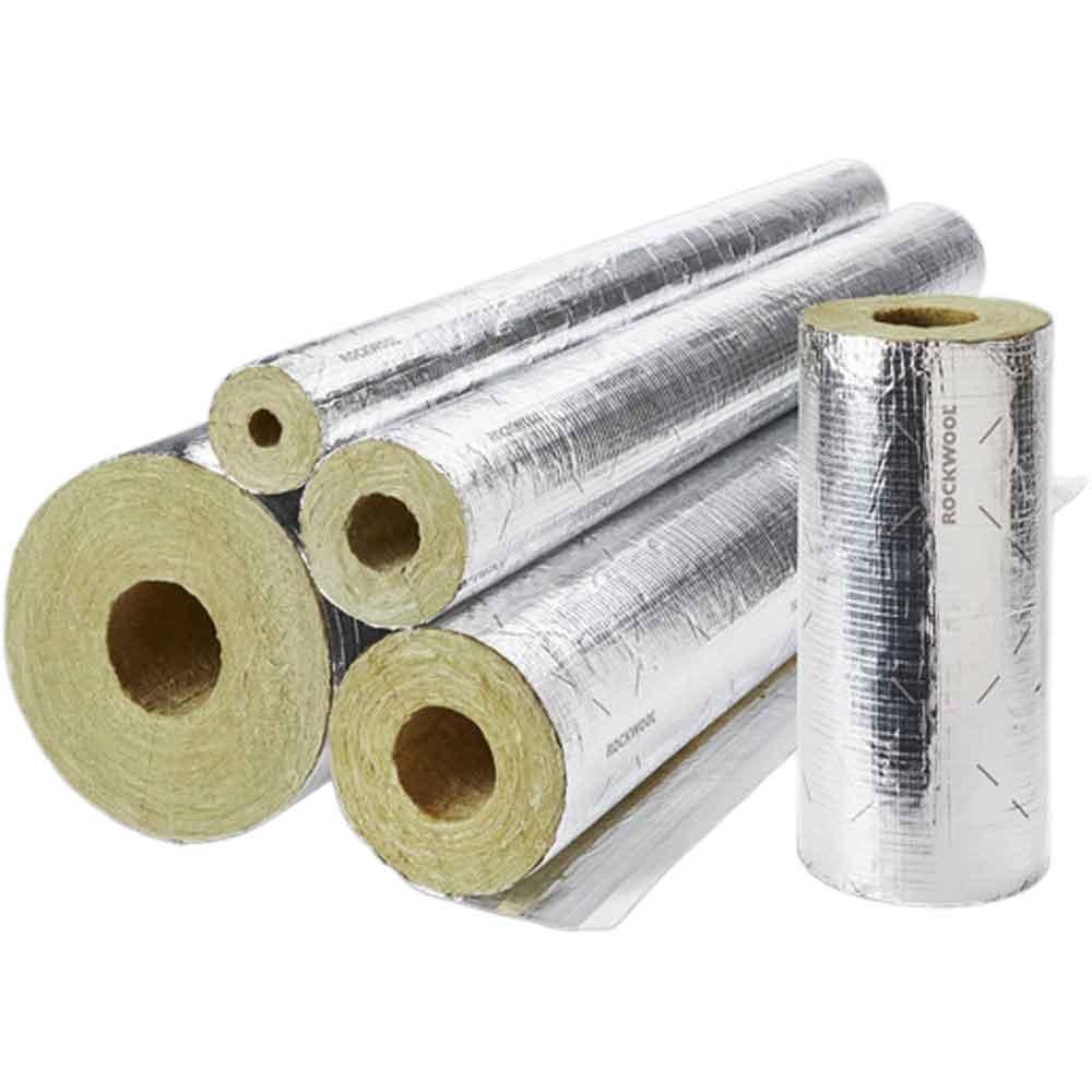 Rohrisolierung Und Zubehor Rohrisolierung Mineralfaserschale